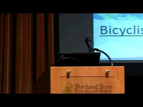 The Oregon Transportation Summit - Three Minute Thesis Competition
