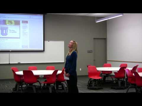 Networking - Megan Johnson, KPMG