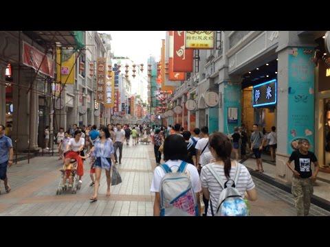 Guangzhou Shang Xia Jiu - visual contextualisation (Vlog 8), (15/07/2016)