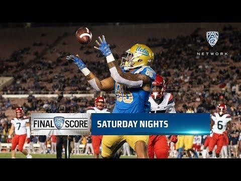 Chip Kelly, UCLA Bruins win 2nd straight, edge Arizona Wildcats 31-30