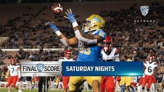 Highlights: UCLA football picks up second straight victory after outlasting Arizona