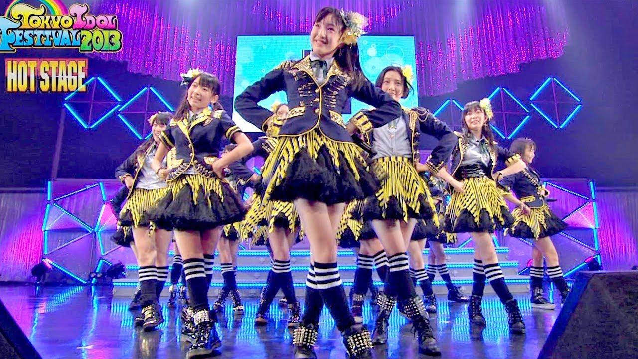 【Full HD】 HKT48 スキ!スキ!スキップ! [TOKYO IDOL FESTIVAL 2013](HOT STAGE 11/12)