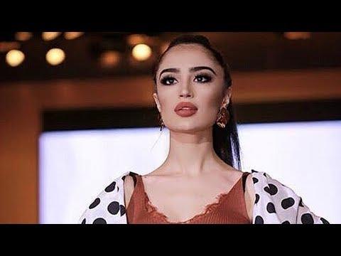 Таджикские красавицы на неделе моды в Таджикистане!