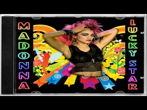 Madonna Lucky Star U S  Remix