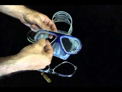 6887cab027 Snorkel Bob s Prescription Snorkel   Dive Mask – Rx Lens removal    replacement