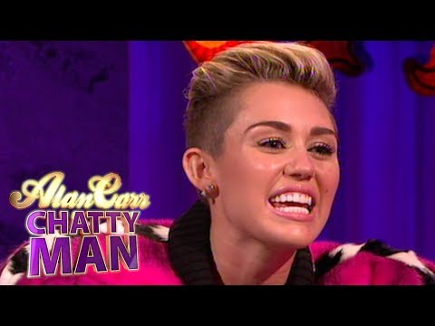 Miley Cyrus - Full Interview on Alan Carr: Chatty Man