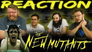 The New Mutants | Official Trailer REACTION!!