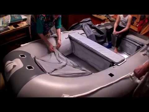 Лодка ПВХ Гладиатор D370AL