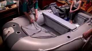 видео пвх лодки гладиатор
