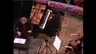 Бетховен 4 й ф ный концерт Вирсаладзе и Мустонен
