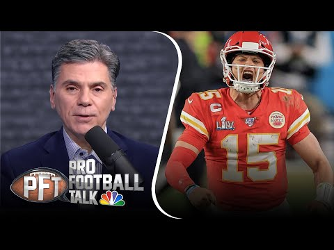 PFT Overtime: Patrick Mahomes, Russell Wilson among NFL's most untouchable players | NBC Sports