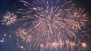 Edinburgh Hogmanay 2013-2014 New Year