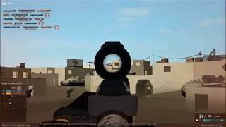 I'm playing roblox on the computer (Phantom Forces)
