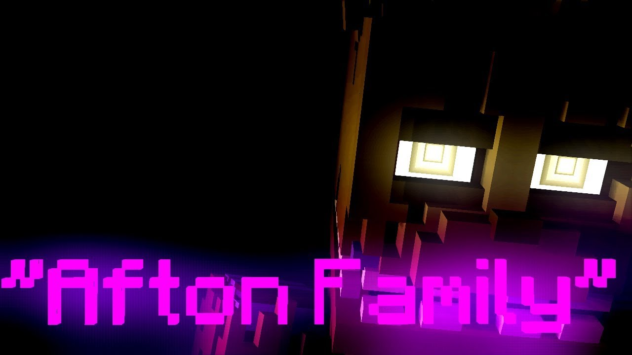 Afton Family Russell Sapphire Remix Roblox Id Minecraft Fnaf Afton Family Youtube