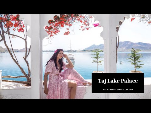 Taj Lake Palace, Udaipur, India. What It's Really Like + The £10K A Night Suite. Octopussy's Lair!