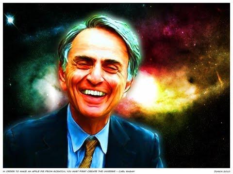 ✔ Funny Carl Sagan ~ Billions and Billions of Laughs ~ Things He Said