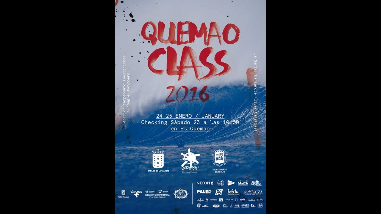 Quemao Class 2016 unofficial video