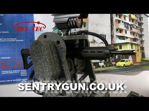 BAS2014 Bel Tec Sentry Gun