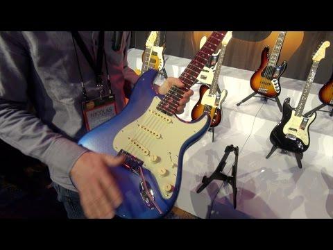 [NAMM] Fender American Elite Series