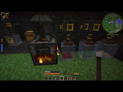 Thaumcraft - Fully Automatic Essentia System Without Golems
