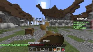 Minecraft Hunger Games: Ep 11: Fullscreen Mode!