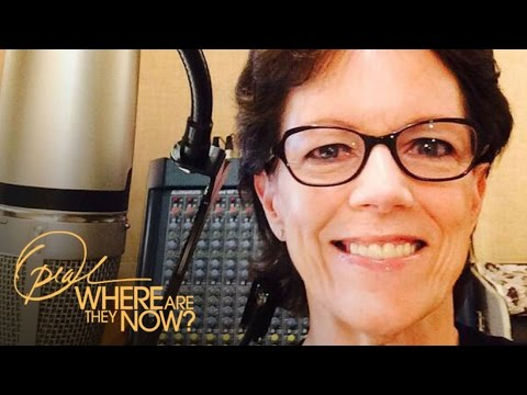Meet the Real Voice of Siri | Where Are They Now | Oprah Winfrey Network