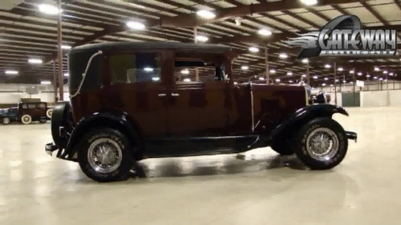 1930 Chevrolet 2 Door Sedan Street Rod For Sale At Gateway Classic Chevy Wiring Cars In Our Louisville Showroom