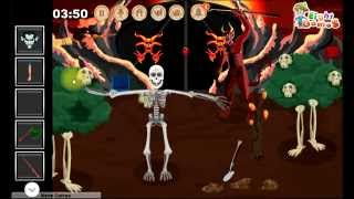 Escape From Hell - EightGames walkthrough..
