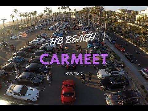 Taking Over Huntington Beach California | Beach Meet Round 3