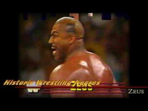 zeus wrestler - photo #34
