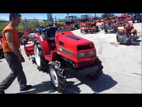ΤΡΑΚΤΕΡ MITSUBISHI MT-20 4X4 4WD www.trakter.com ΤΑΓΤΑΛΕΝΙΔΗΣ