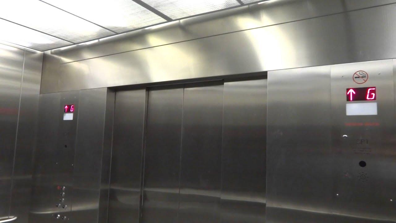 Huge Quot Delta Elevator Quot Hydraulic Elevator The