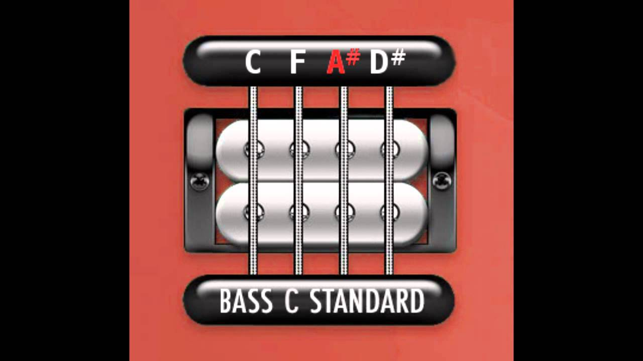 perfect guitar tuner bass c standard c f a d youtube. Black Bedroom Furniture Sets. Home Design Ideas