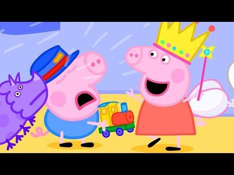 小猪佩奇 第三季 全集合集 | 小兔理查德来玩 | 粉红猪小妹|Peppa Pig | 动画