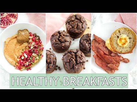 Easy Breakfast Recipes | healthy, quick & paleo ideas