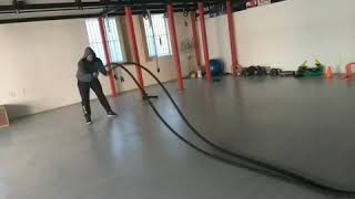 #healthdotcom#unisex#gym#crossfit#salem#seelanaikanpatty#crossfit#workout#rope#shaking#