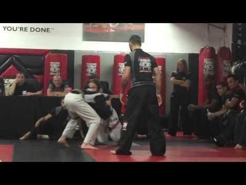 Julian Dippolito TSMMA Black Belt Test 2015