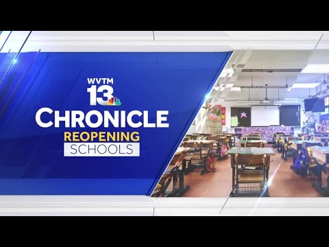 WVTM 13 Chronicle: Reopening Schools