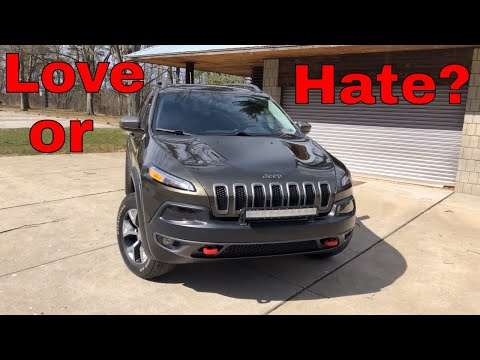 5 Things I Hate & Love About My 2015 Jeep Cherokee Trailhawk