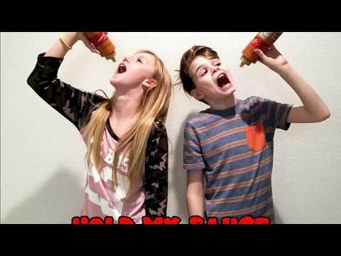 Ayo & Teo - Hold My Sauce prod. BL$$D Dance Challenge by Avika & Merrick
