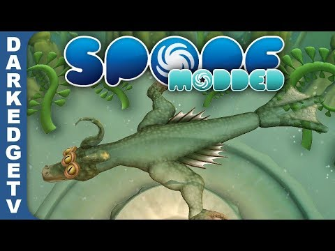 Spore - BACTERIOID - A 2D Aquatic Stage? thumbnail