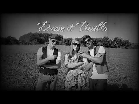 DREAM IT POSSIBLE Maximo Music & MTdj feat Phoenix (bachata remix lyric video)