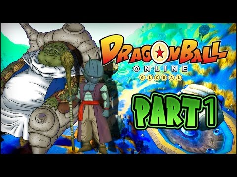 PLAYING AS A NAMEKIAN!! - Dragon Ball Online: Global - PlayThrough Part 1 [Live Stream]