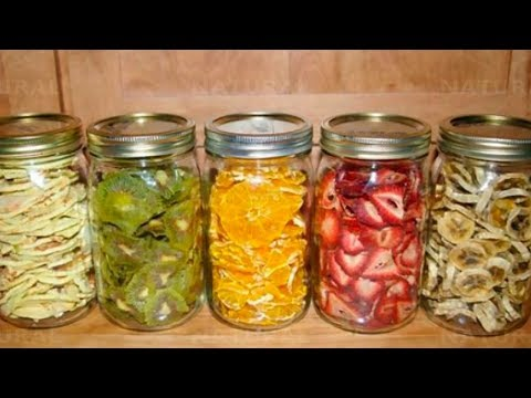 How to Make Dried Fruit at Home (Using Your Oven)