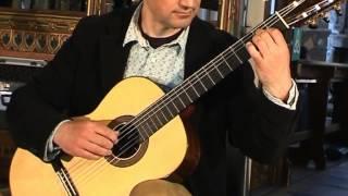 Fernando Sor Op 6 No 1 (Segovia study No 4)