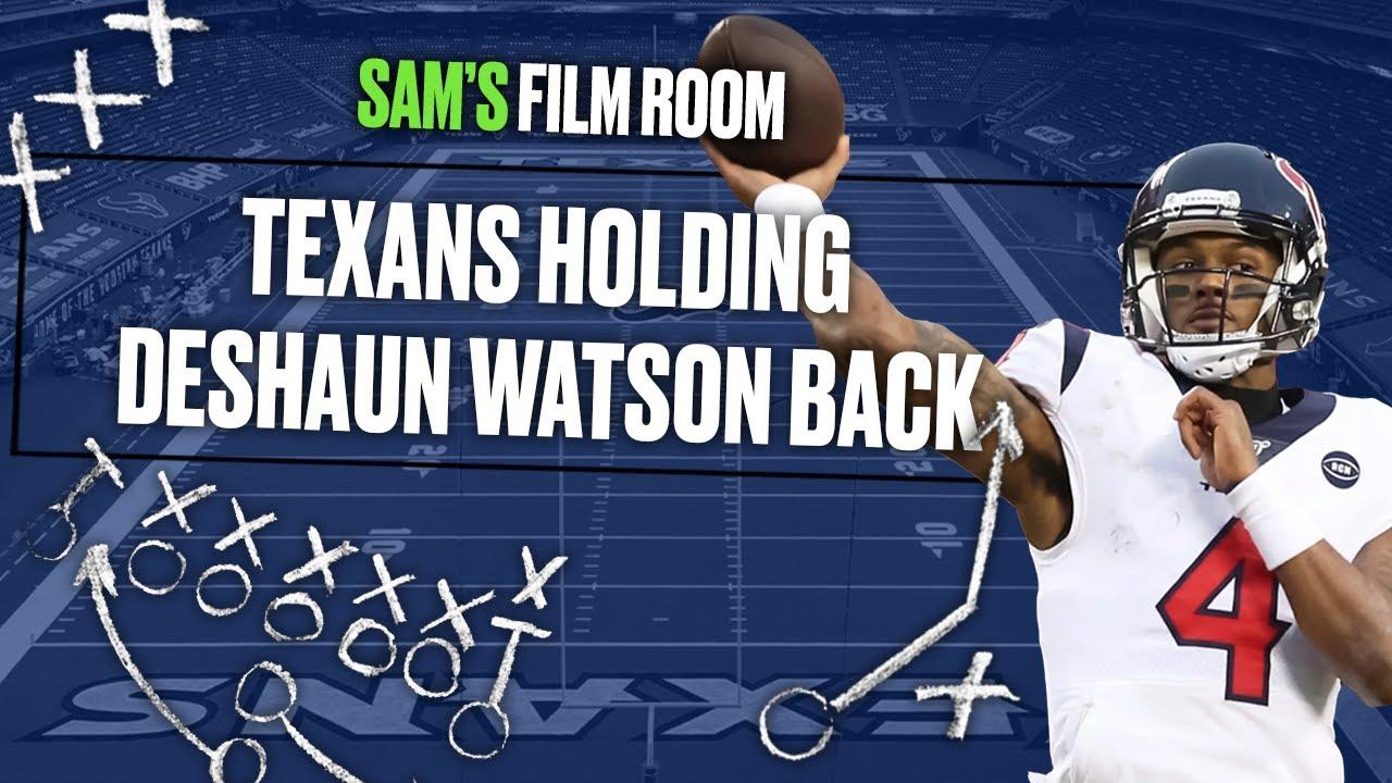 Deshaun Watson, Houston Texans need to 'RELAX' according to ...