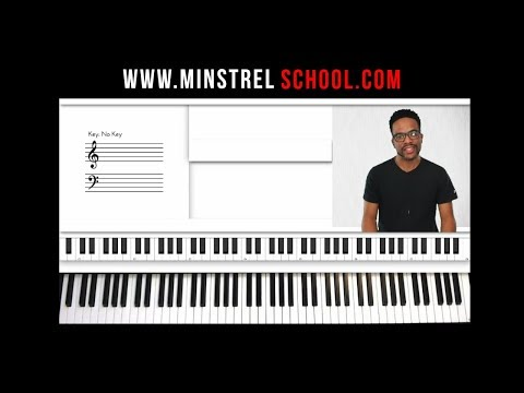 Gospel Piano Lesson - Glory Glory Hallelujah Since I Laid My Burdens Down