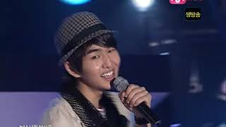 【LIVE 】080612샤이니 SHINee Replay(누난너무예뻐) @Pusan