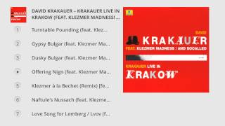 David Krakauer - Krakauer Live In Krakow (feat. Klezmer Madness! & Socalled)