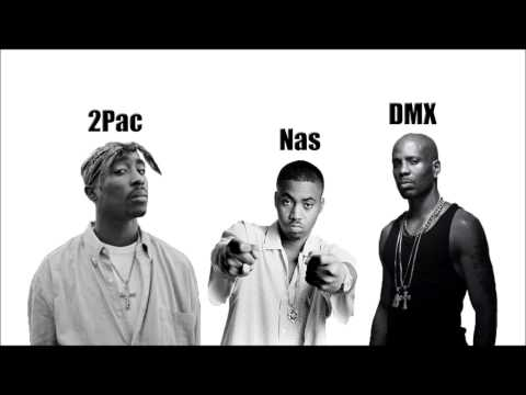 2Pac, DMX and Nas - Hate Me Now (Prizefighter Remix)